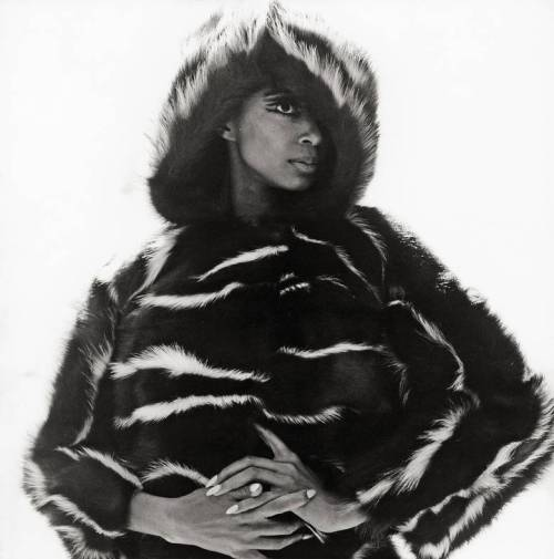Donyale Luna by Charlotte March, 1966.