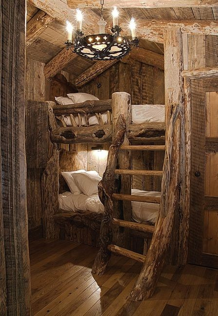 homebliss:  Rustic ! via Robin Mann