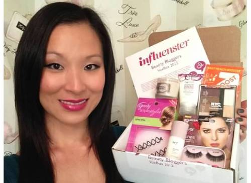 "I got my Influenster Beauty Blogger VoxBox in the mail! Influenster is a review driven site that ANYONE can join. You unlock badges by completing surveys. I unlocked the beauty blogger badge which qualified me for this box!  You can qualify for special themed boxes throughout the year! This is the 4th box I've received from Influesnter. This box was AH-MAZING and full of awesome products!Oh and its 100% FREE! ;)  Items mentioned: ⭐ EBOOST Daily Health Booster ⭐ NYC New York Color IndividualEyes Custom Compact for Brown Eyes ⭐ Kiss Ever Pro Lashes Starter Kit ⭐ Bath & Body Works Mini Candle in Teakwood Mahogany [$10 off 3 wick candle coupon code valid now - Oct 28, 2012: F126566] ⭐ Goodie Simple Style Spin Pin  ⭐ Not Your Mother's Kinky Moves Curl Defining Hair Cream ⭐ BONUS: Boots No.7 Beautiful Skin Cleansing Lotion & Night Cream Let me know what was inside your box! Did you get ""bonus"" items? Different eyeshadow colors?   Here are the other VoxBoxes I've received in the past: Holiday VoxBox 2011 ❤ http://youtu.be/zYVYqllW1cU Love VoxBox 2012 ❤ http://youtu.be/Zcd1N-d9Cvk Mom VoxBox 2012 ❤ http://youtu.be/683pJbXLlwA ❤ Main Channel ❤ YouTube.com/Chicachew  ❤ Vlog Channel ❤ YouTube.com/ChicachewTV F O L L O W  M E  http://www.Twitter.com/chicachew   P I N T E R E S T http://www.pinterest.com/chicachew M Y  B L O G  http://www.chicachew.com   F A C E B O O K  http://www.facebook.com/Chicachew   E M A I L  M E  Chicachew.business@gmail.com"