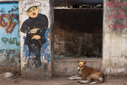 Street art, Puri on Flickr.