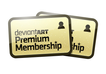 For a limited time: Buy a pre-paid Premium Membership from deviantART and we will automatically double it!Head over to the Premium Membership checkout page for more details: http://bit.ly/Zgvhyp *Offer expires on November 17, 2012 11:59 PM PST.