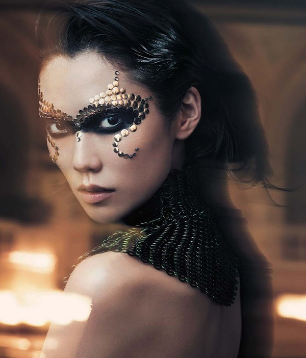 Lachlan Bailey / Vogue China December 2012.
