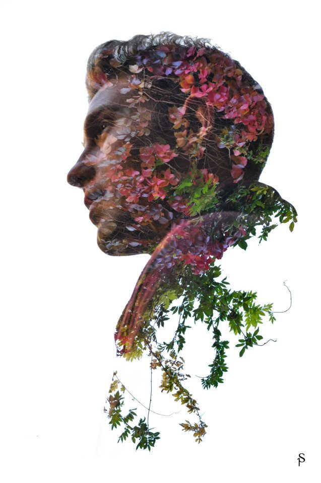 here.. an excellent double exposure by Simone Primo from Italy. Simone Primo was born in Italy in 1987. He lives/studies in Genoa. Interested in photography and graphic illustrations, he likes to experiment new kind of ways of watching reality through the camera lens. He is especially in love with a photo-graphic project and multiple exposures.