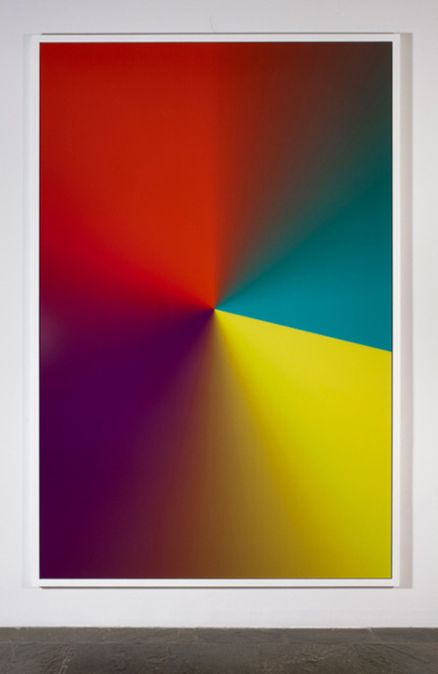 Studies in Colour by Cory Arcangel