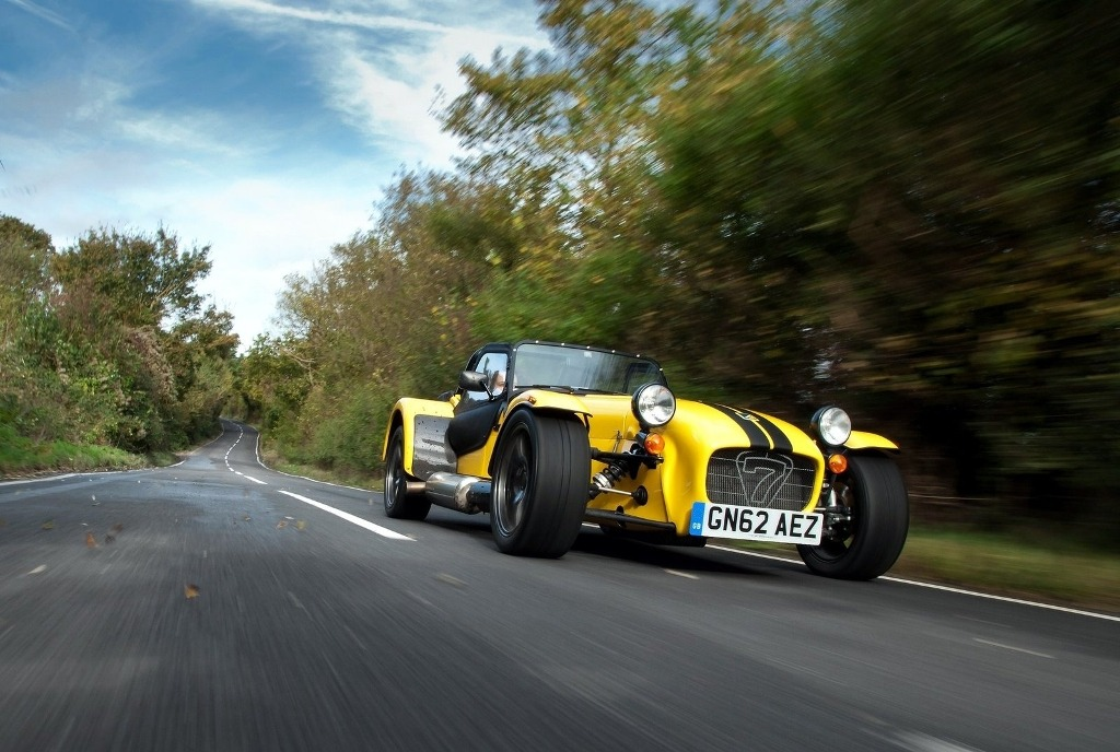 The new Caterham Supersport R