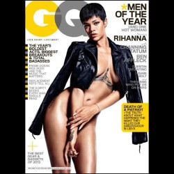 defjamblr:  Rihanna x GQ  Bad Bitch.