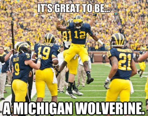 Thank you Devin Gardner!
