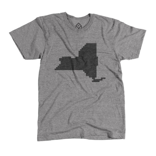New York Printed on American Apparel and available for $24.