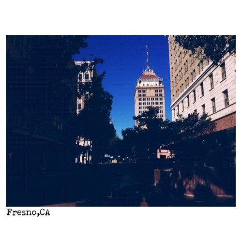 Downtown #Fresno age559:    at Fulton Mall