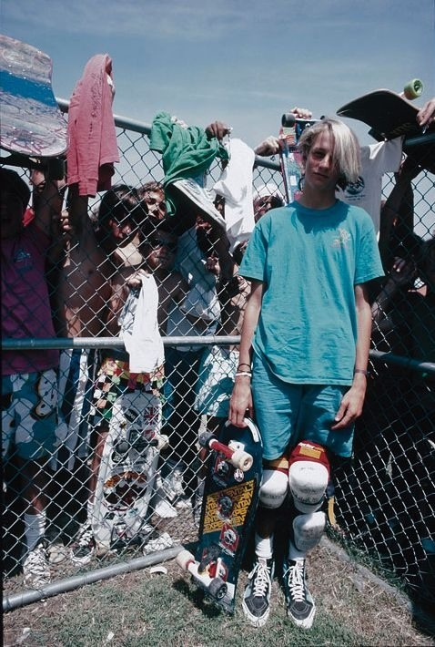 This is Tony Hawk, not Stacy Peralta. http://wordsonwood.tumblr.com