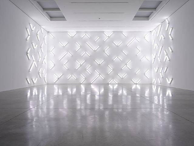 White Cube  Sublimotion (Robert Irvin (US) - Light and Space (installation…)