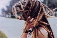 i want my dreads to be like this.