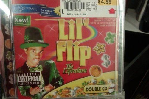 Lil' Flip The Leprechaun Where da gold at?