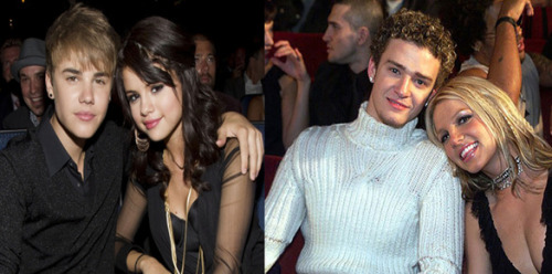 Are Justin and Selena the new Justin and Britney? Click for more!