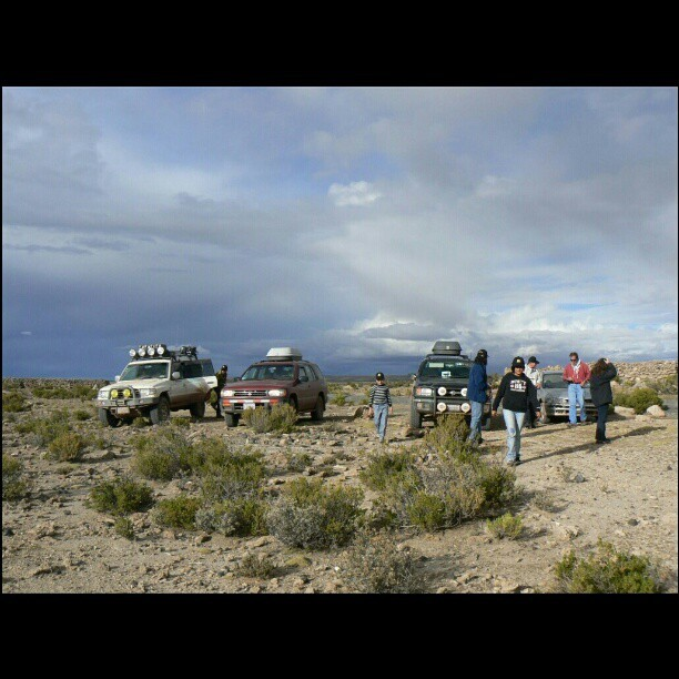 Off road in #Bolivia #travel #tour #nature #car #truck #4x4 #offroad