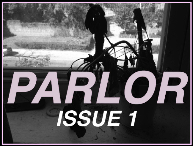 sarahjeanalex:  Parlor Issue 1 is an online collection of 4 poems by 8 writers. Writers were paired up and asked to write a poem based off of a title prompt without knowing who their partner was.Exquisite corpse art was invented in the 1920s by the Surrealists as a parlor game. The first player would write on a sheet of paper, fold it over to conceal part of their piece, and hand the paper to the next player. The players would only find out what the other players wrote when the poem was finished.After a bit of thorough Gmail correspondence with myself being the middlewoman between partners as they wrote their parts, the poems are now finished and published. I hope you enjoy Issue 1.