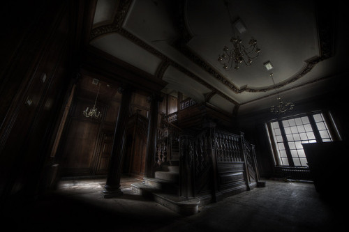 intranth:  Abandoned Orphanage by andre govia. on Flickr.