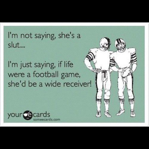 #lol #ecards #funny #joke #sports #football #reference