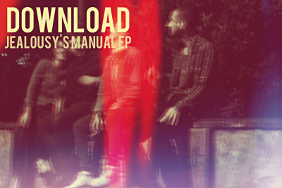 download do EP JEALOUSY'S MANUAL aqui. YOHHHA!