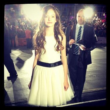 Mackenzie Foy - Premiere Breaking Dawn Part 2