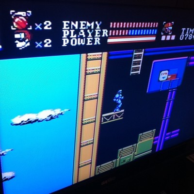 Power Blade ftw! #nes