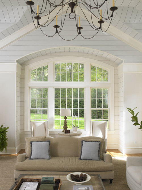 by Huestis Tucker Architects, LLC (via Houzz)