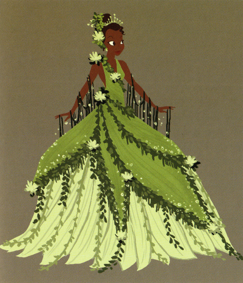 disney-concept-art:  The Princess and the Frog