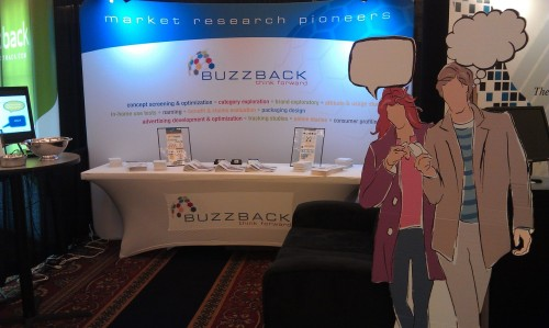 We're excited & ready to see everyone tomorrow at The Market Research Event! Stop by booth #205 for some great giveaways.