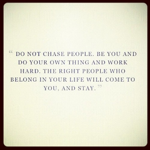 Never chase! 💛👏👍 #moveon #neverchase #replace #love #behappy @taryn_b_