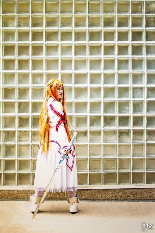 Pulled aside an Asuna for a quick shoot at PMX. Would have liked to take more but heres the best photo of all of them. Show some support and more updates on my facebook page. Facebook.com/jeproxshots