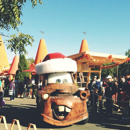 Mater's giving out presents this year.
