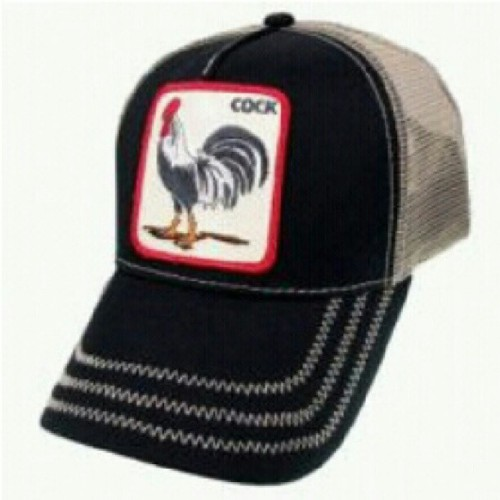 Lol I'm about to get this hat