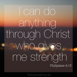 faithartlovepeace:  I can do ALL things through Christ….Philippians 4:13 #Jesus #Christ #God #strength #philippians #bible #holy #verse #notes #pen #ink #illustration #art #type #font #love