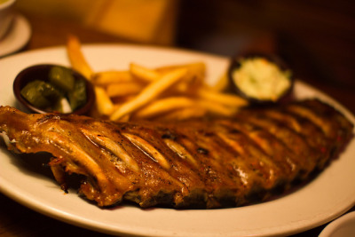 Ribs by stuckinseoul on Flickr.