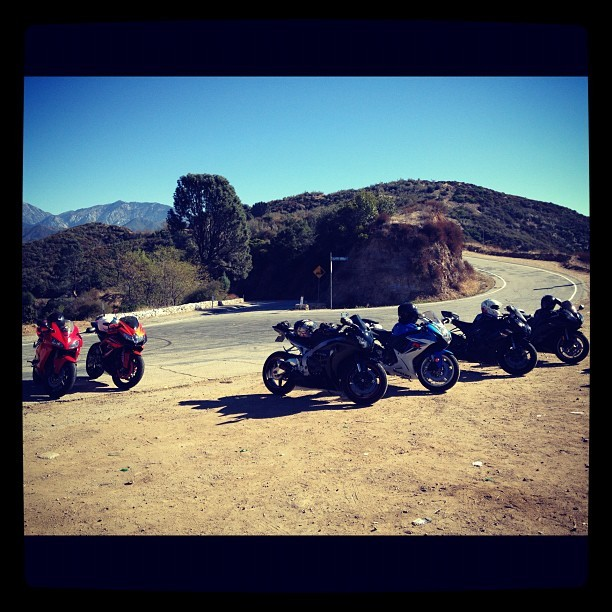 At the fork of GMR #honda #cbr1000 #cbr600 #yamaha #r6 #kawasaki #zx6r #suzuki #gsxr600