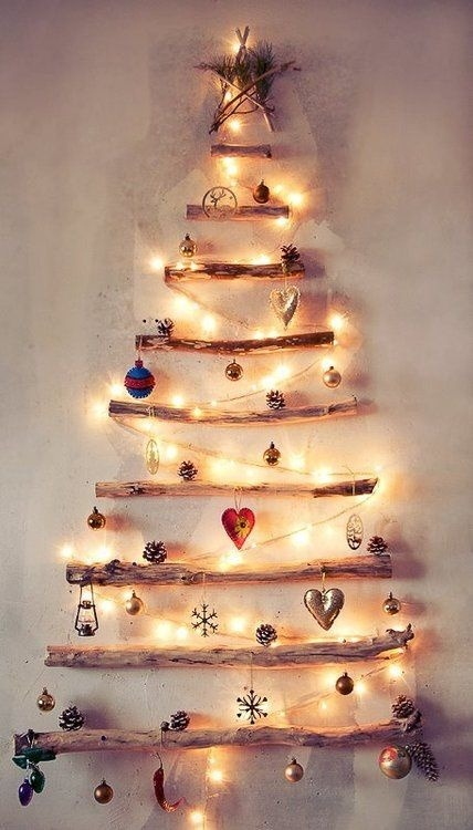 miss-ter:  rustic christmas tree