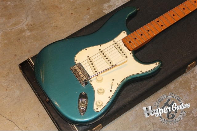 bushdog:  Original 1965 Fender Stratocaster Lake Placid Blue with Maple Cap Neck