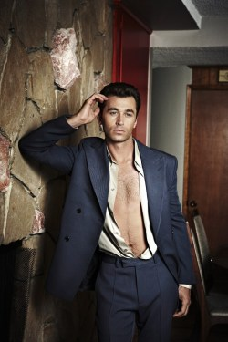 James Deen by Danielle Levitt