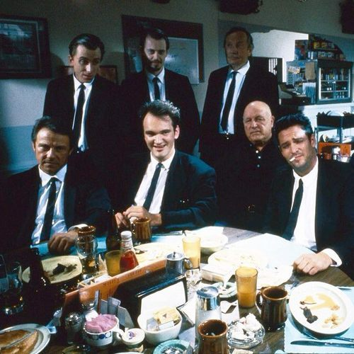 theyoungradical:  Reservoir Dogs