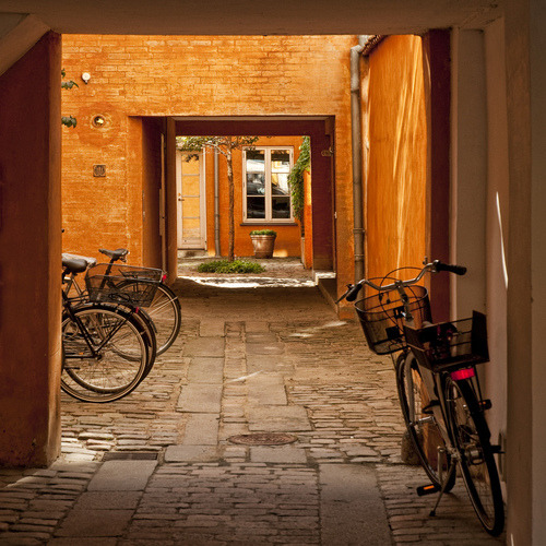 wanderlusteurope:  Doorways in Copenhagen