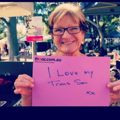 I ❤ My Mum. So cute!