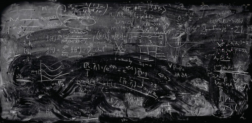 Physicists' Blackboards