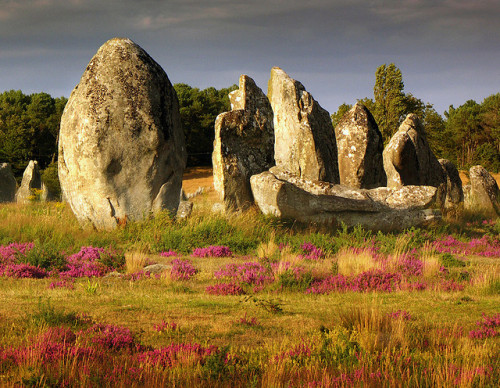 archaicwonder:  Carnac by Chris (archi3d)