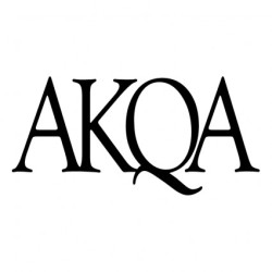 AKQA works in partnership with clients to deliver vision, thought leadership and highly effective, award-winning solutions that people want to share. London San Francisco New York Amsterdam Paris Atlanta Portland Berlin Shanghai Washington DC