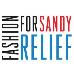 our industry has come together to raise funds with Fashion for Sandy Relief :)  www.cfda.com we've been busy bee's working on some amazing auction items on charity buzz  ! go!