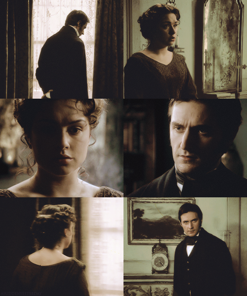 *gasp* I have this weird compulsion that makes me reblog North and South picsets.  Always. Especially when they come out of nowhere.