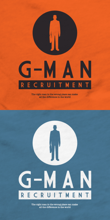 "Half-Life 2 T shirt. G-Man Recruitment. We all love Dr. Freeman, his glorious beard and his famous crowbar, but sometimes it's more fun to be a sinister villain! Here's a brand new ""G-Man recruitment"" t-shirt, inspired by Half-Life. ""The right man in the wrong place can make all the difference in the world."" G-Man Recruitment T-shirt by GamerPrint."