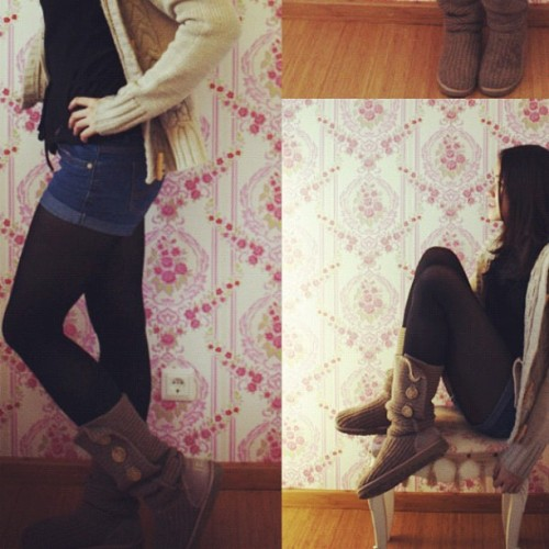 Mehhh #me #fashion #blog #blogger #ugg #outfit