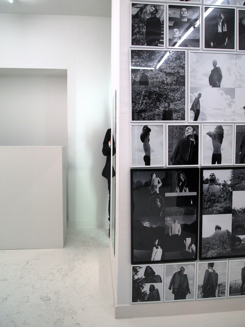 Rad Hourani unisex gallery photographed by Jean-Luc Dupont