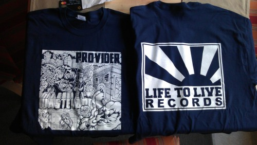 There are 4 of these shirts left. http://ltlrecs.storenvy.com
